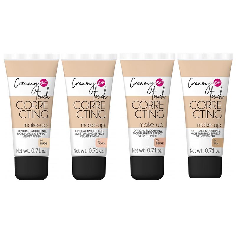 Set Fonduri de Ten Bell Creamy Touch Correcting Make-up