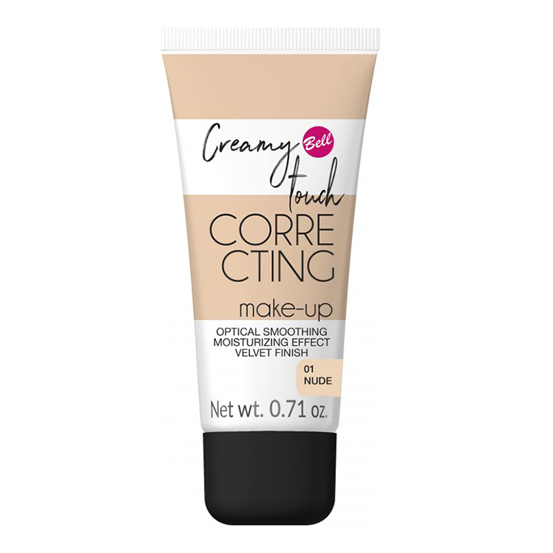 Fond de Ten Bell Creamy Touch Correcting Make-up