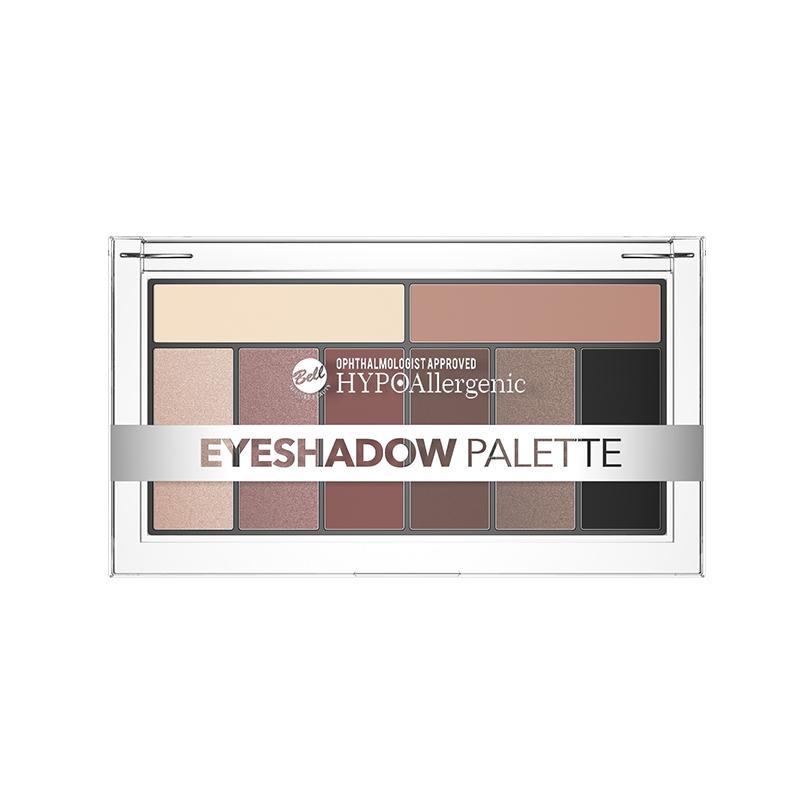 Farduri de pleoape - Bell HYPOAllergenic Eyeshadow Palette