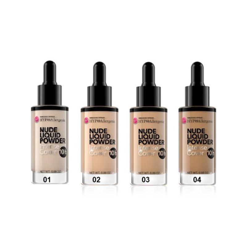 SET Bell HYPOAllergenic Nude Liquid Powder